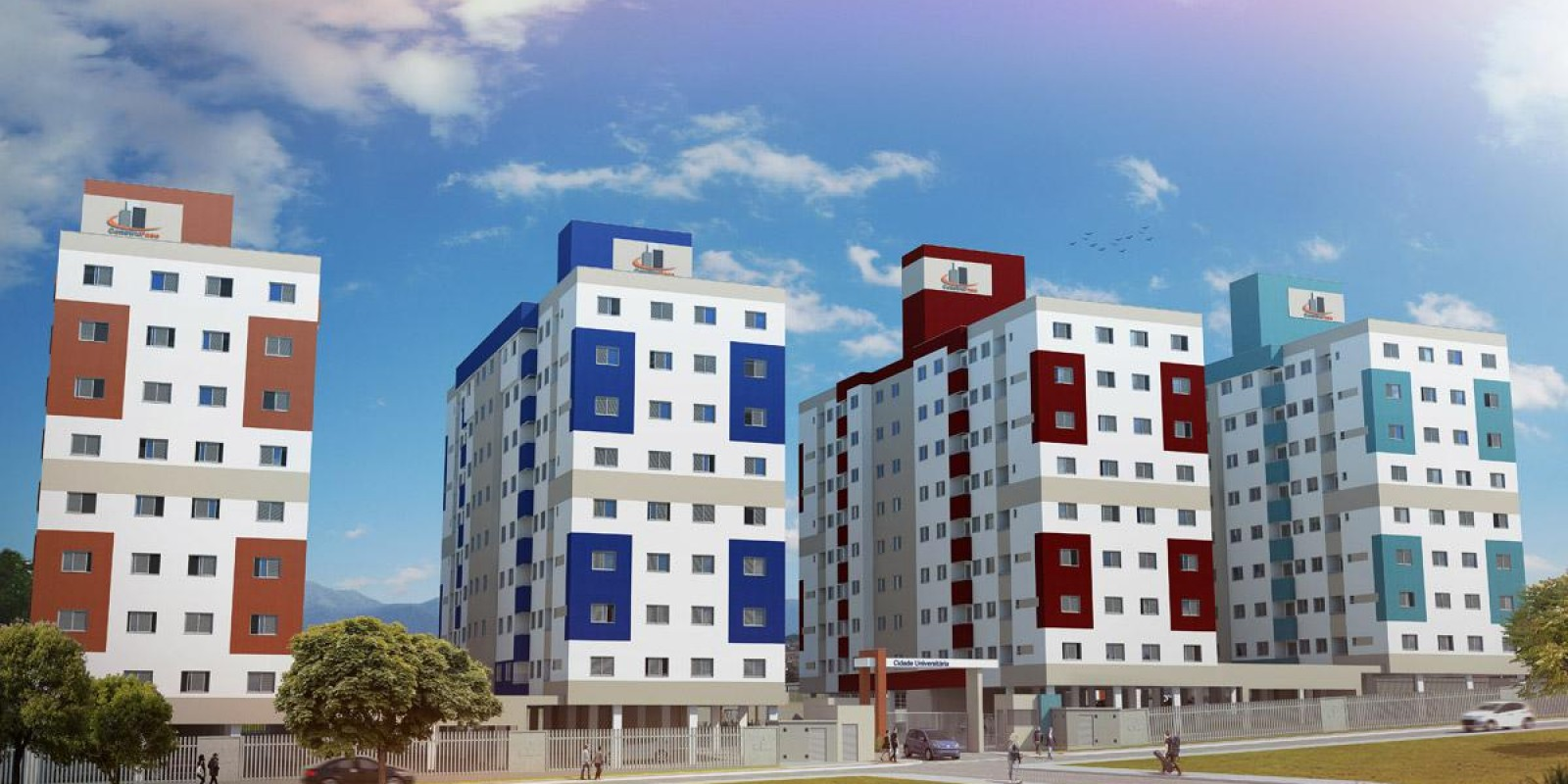 Residencial Cidade Universitária