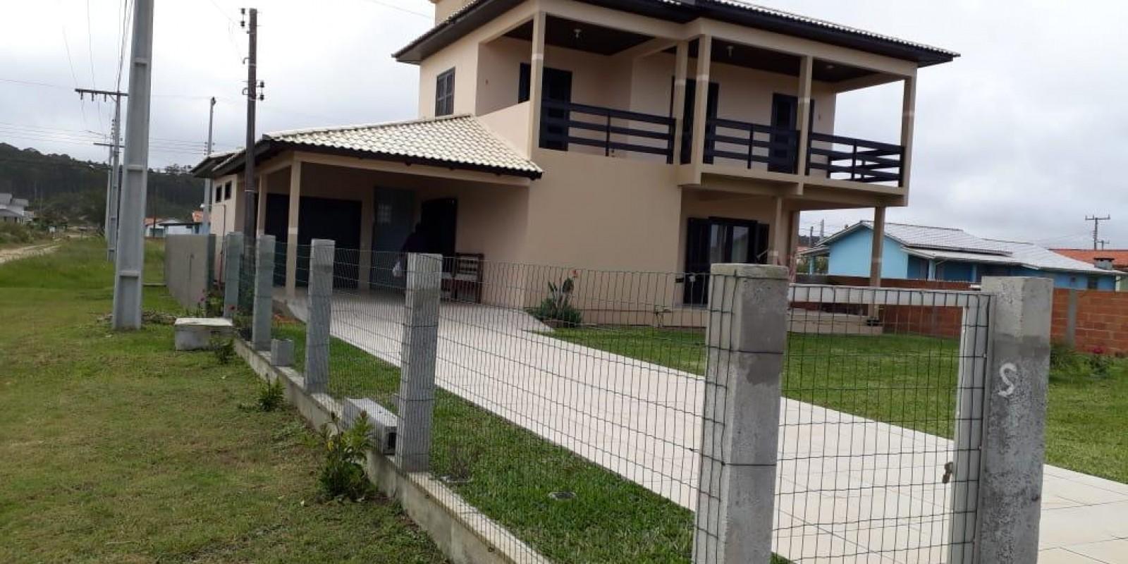 Casa de Alvenaria no Campo Bom